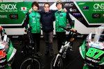 remy gardner sag team moto2 launch 2019 4