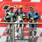 Remy Gardner Produces Race Of His Life To Claim First Moto2 World Championship Podium In Argentina
