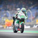 Complicated conditions during qualifying for Remy Gardner in Le Mans