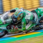 Crash In France Robs Remy Of Top Six Finish
