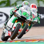 Grip Issues Hurt Remy Gardner In German Moto2 GP At Sachsenring