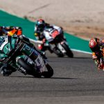 P5 in Aragon elevates Remy to eighth overall in the Moto2 World Championship standings