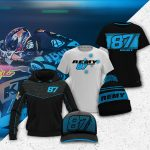 Discounts galore on new Remy merchandise following back to back Moto2 wins