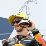 Remy takes second place in the San Marino GP