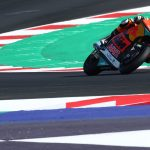 Remy takes seventh at the Emilia Romagna GP