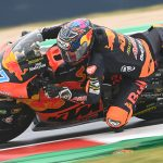 Remy lines up 14th on the Emilia Romagna grid