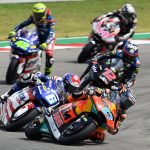 Remy crashes out of the Grand Prix of the Americas